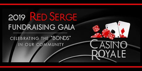 2019 Red Serge Gala tickets
