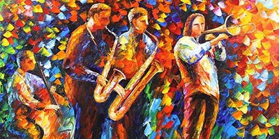 JAZZ & PAINT | MAY 19th @PHIRI ART GALLERY