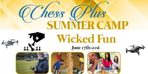Chess Plus Wicked Fun Summer Camp (June): Games/Crafts/RC Vehicles + STEM