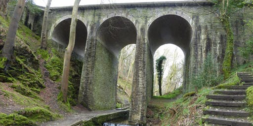 Walk the Isle of Man: Thursday 3 - Groudle Glen, Molly Quirk's Glen, Onchan