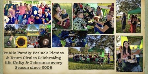 The Witch's Garden Family Potluck & Meetup
