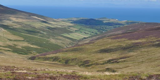 Walk the Isle of Man: Thursday 4 - Snaefell, Mines, Agneash, Laxey