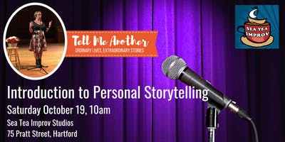 Introduction to Personal Storytelling with Terry Wolfisch Cole