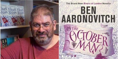 Ben Aaronovitch Book Signing (Independent Bookshop Week Tour) tickets