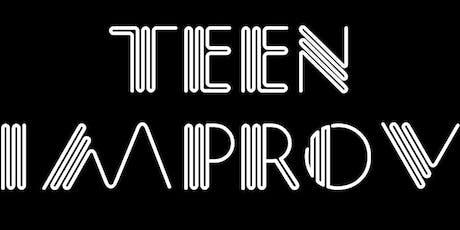 Teen/Tween Improv Class tickets