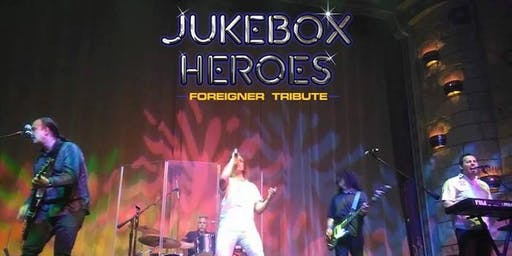 JukeBox Heroes- Foreigner Tribute