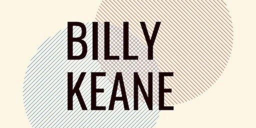 Thursdays with Billy Keane!