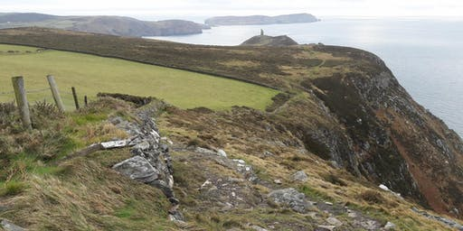 Walk the Isle of Man: Friday 5 - Port St Mary, The Sound, Bradda Head, PtE
