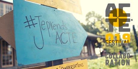 ACTE | Festival de la collaboration 2019 tickets