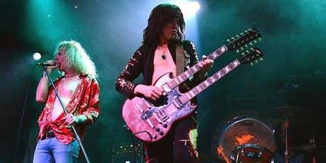 ZOSO-Led Zeppelin Tribute tickets