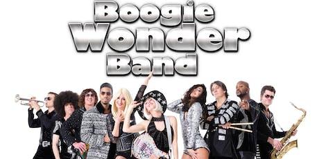 Boogie Wonderband tickets