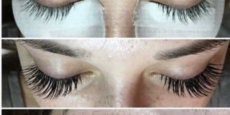 NOLA 3 in 1 Eyelash Extension Training  tickets
