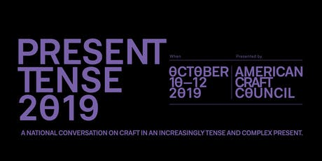 ACC Conference: Present Tense 2019 tickets