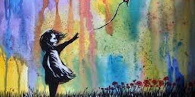 Paint Street Art! York, Wednesday 17 July