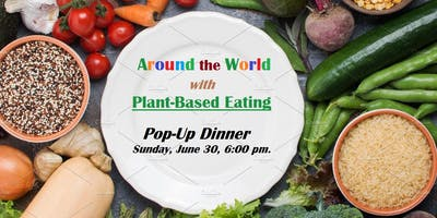 Plant-Based Eating Dinner Event