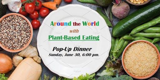 Plant-Based Eating Dinner Event