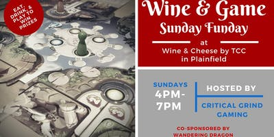 Wine & Game Sunday Fundays