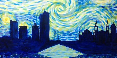Paint Starry Night over Leeds! Wednesday 10 July tickets
