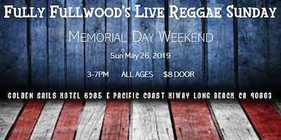 Reggae Memorial Day Weekend