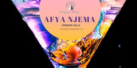 2019 AFYA NJEMA Dinner Gala  tickets