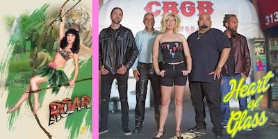 Katy Perrody: Katy Perry Tribute & Heart of Glass: Blondie Tribute