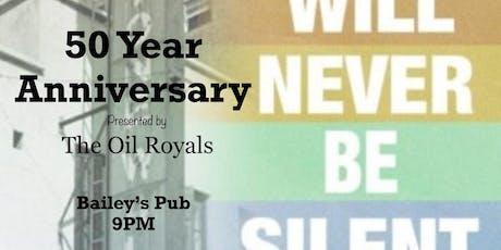 Stonewalls 50th tickets