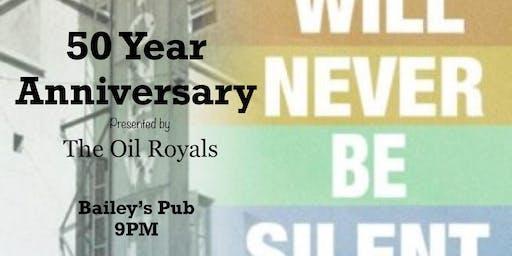 Stonewalls 50th