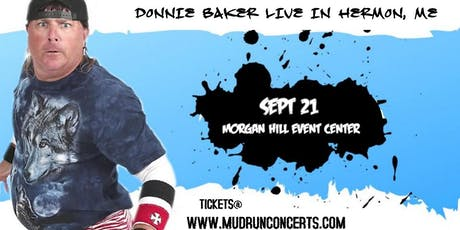 Donnie Baker Live  tickets