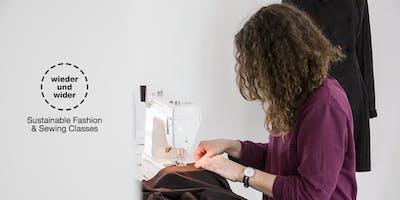 Beginners Sewing Classes in Berlin, Mitte