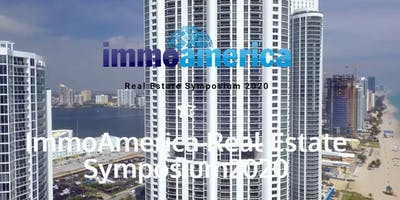 ImmoAmerica Real Estate Symposium2020 - Frankfurt