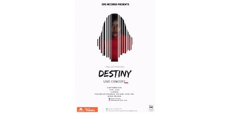 MIMI DESTINY CONCERT (AFRO-GOSPEL) tickets