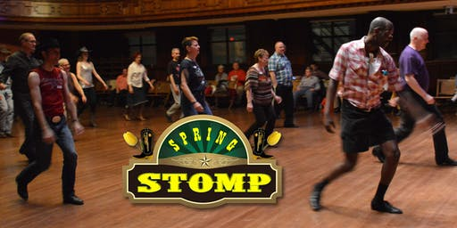 GFP Spring Stomp - A Hoedown in P-town 2020