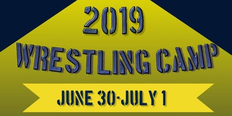 Naples Wrestling Club - 2019 Camp - Cornell University's Max Dean and Jonathan Loew tickets