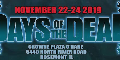 Days Of The Dead Chicago 2019 - Vendor Registration tickets