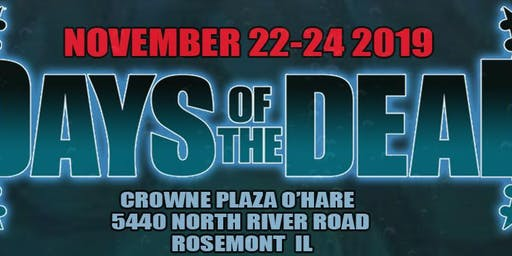 Days Of The Dead Chicago 2019 - Vendor Registration