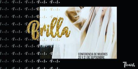 Conferencia de Mujeres Brilla tickets