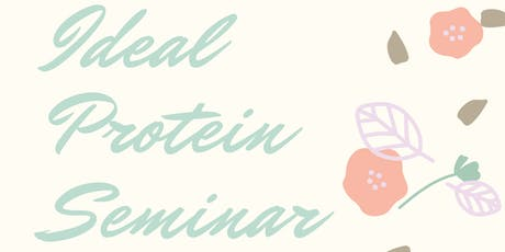Ideal Protein Seminar with Tulsa OB/GYN tickets