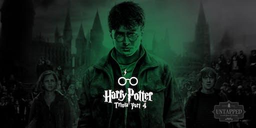 Harry Potter Trivia: Part 4 (July 31)