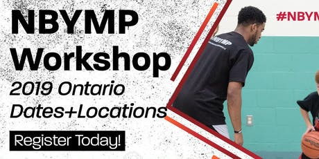 NBYMP Basketball Workshop - Brampton (Benchmark Sports) tickets