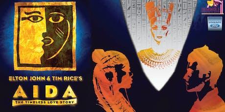 Aida- Sunday, June 30 tickets
