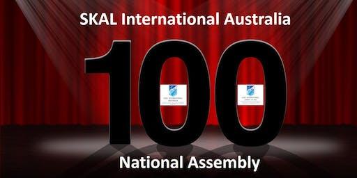 SKAL Australia 100th National Assembly