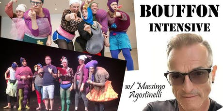 Bouffon Intensive with Massimo Agostinelli tickets