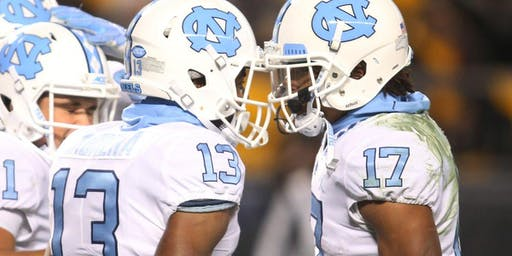 UNC vs Mercer New Orleans Watch Party