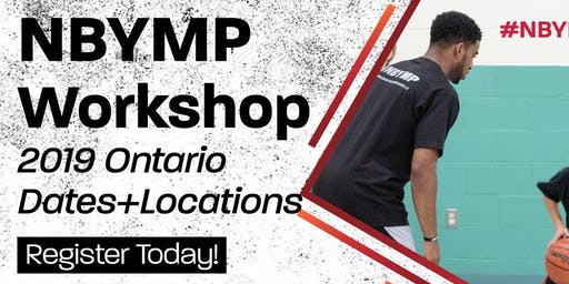 NBYMP Basketball Workshop - Oshawa (Eastdale CVI)