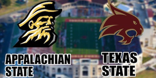 Appalachian State vs Texas State New Orleans Watch Party