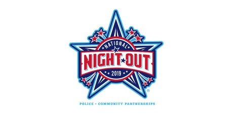 2019 National Night Out Block Party Registration tickets