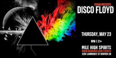 Disco Floyd at Mile High Spirits