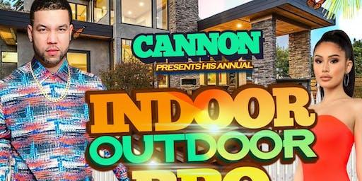 cannon indoor/outdoor BBQ