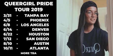 QueerGirl Houston Pride Party 2019 tickets