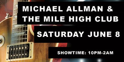Michael Allman & The Mile High Club, Live At Reef & Barrel
